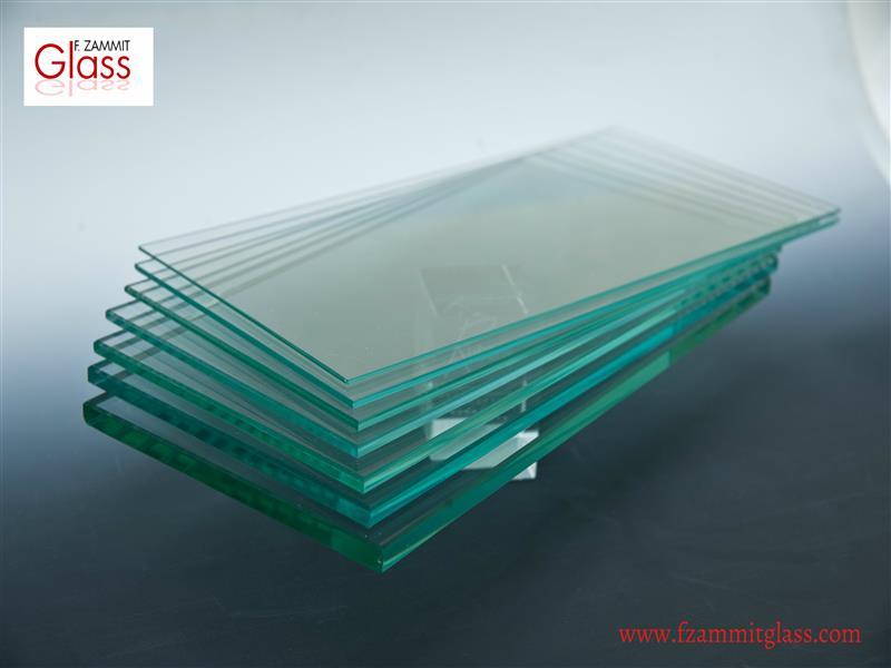 Clear float glass f zammit works